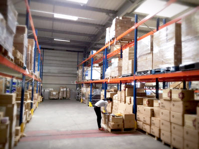 ヨーロッパ販路開拓物流拠点代行サービス